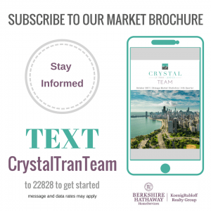 Subscribe Crystal Tran Team Chicago Market Brochure