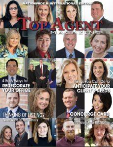 US Edition Top Agent Magazine