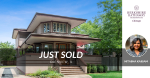 Glenview, IL top realtor nitasha kassam sold