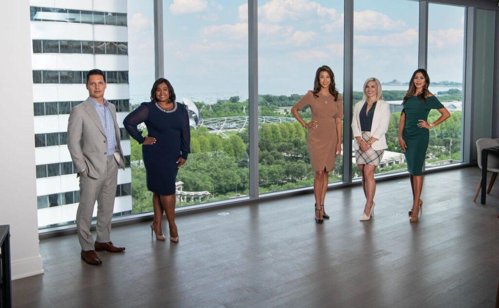 top real estate teams chicago
